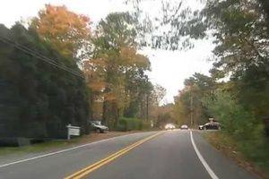 Les USA les routes du Maine vodeo   sur charlotteblablablog