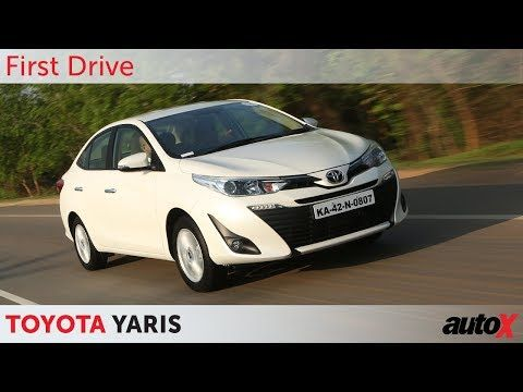 2018 Toyota Yaris Review Check Out Toyota Yaris Review Specifications Mileage Price Photos And Toyota Yaris Reviews At Autox Yaris Toyota Bike News