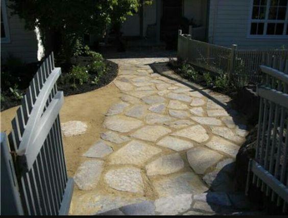 Sandstone pavers                                                       …