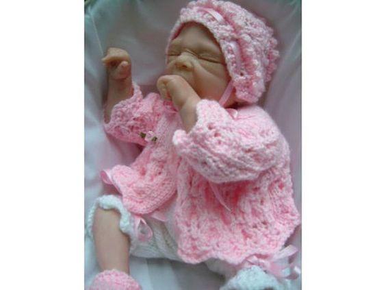 Poupée Reborn  bébé PREM chêne par DOLL2BABYNURSERY sur Etsy, £79.99