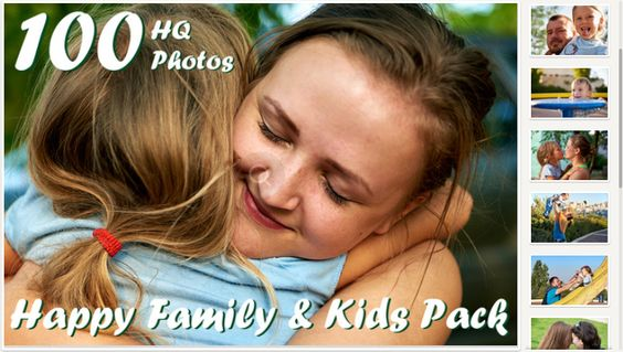 100 High Quality and High Resolution Photos of amazing moments of #happyfamily life and #childhood. #Photoset #familyimages #HQ