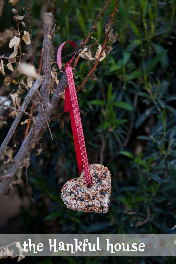 valentine 39 s day bird feeders crafts for kids hugs and. Black Bedroom Furniture Sets. Home Design Ideas