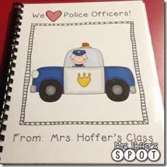 Fun activity to do during Police Appreciation week