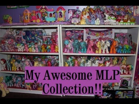 My Awesome My Little Pony Collection
