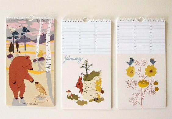 Studio Morran Calendars