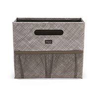 Fold N' File in Taupe Cross Pop- item# 3890 Also in other prints! For more great products visit www.mythirtyone.com/230059
