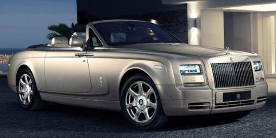 2015 Rolls Royce Phantom Drophead Coupe Price