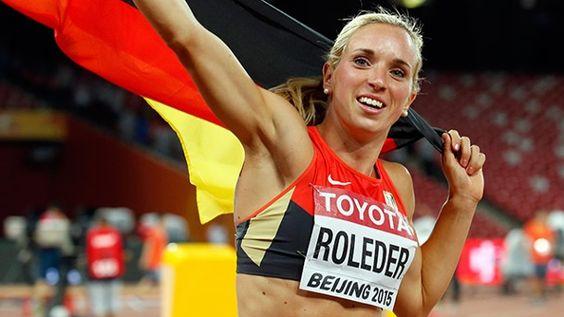 cindy roleder | 2015: Cindy Roleder holt Silber über 100 Meter Hürden. Cindy…