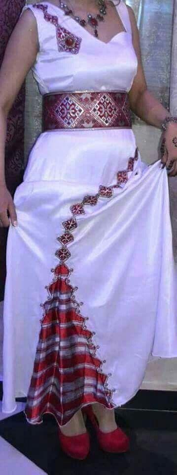 Robe kabyle:
