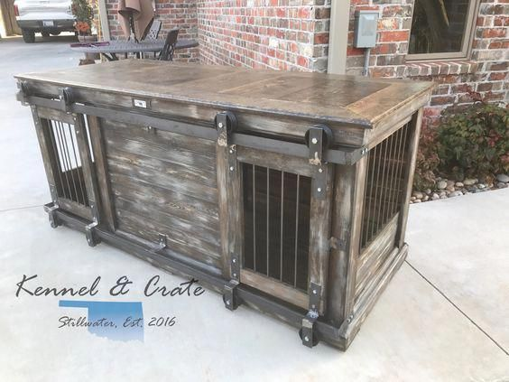 Dog Crate Kitchen Island Dogcratekitchenisland Diy Dog Crate Diy Dog Kennel Farmhouse Style Tv Stand