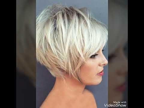 جديد موديلات قصات وتسريحات الشعر بالوان جذابۃ 2018 Youtube Hair Styles