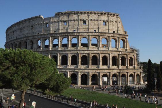 Rom - La Grande Bellezza - Rom Italien Das Colosseo