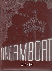 Dreamboat 54-M 1954 Columbus Air Force Base Primary Flying School Annual