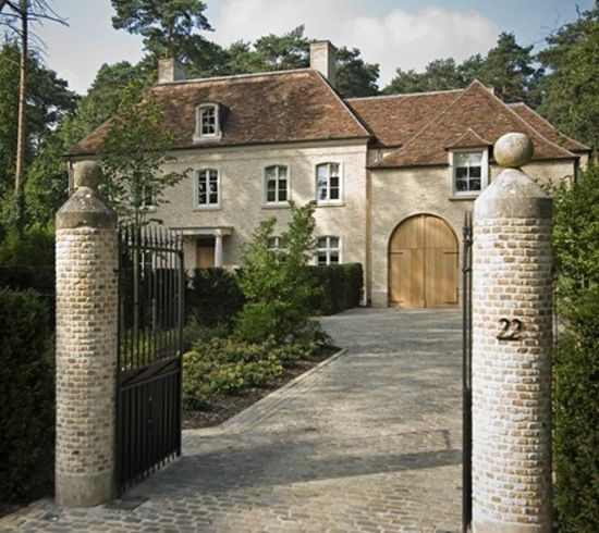 Belgium architecture and interiors on pinterest - Chic french country inspired home real comfort and elegance ...