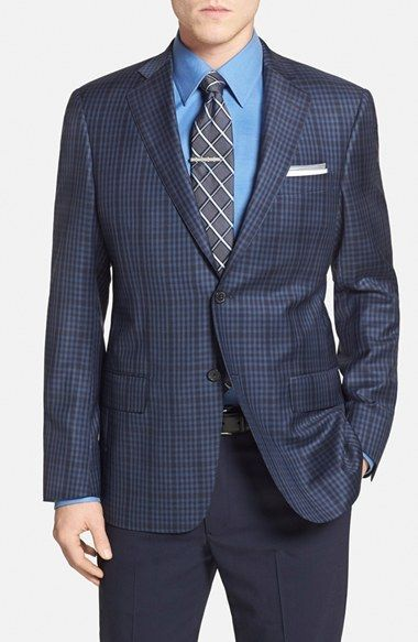 Mens Silk Sport Coat