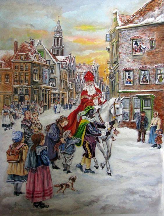 Zeurende Anti Zwarte Piet Klagers