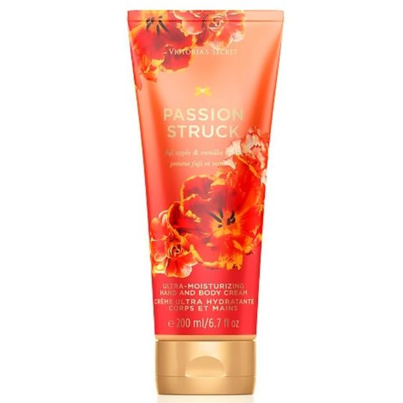 Passion Struck Ultra-Moisturizing Hand and Body Cream