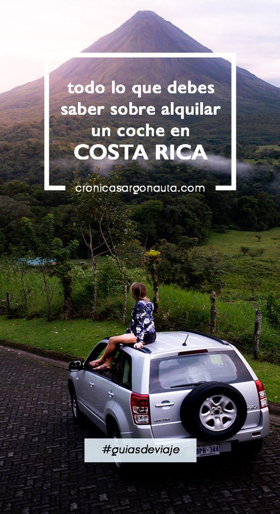 Alquiler de coche en Costa Rica: Cuánto cuesta, qué tipo de coche alquilar, lo bueno y lo malo de alquilar un coche en Costa Rica, etc.