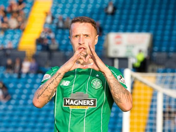 Result: Leigh Griffiths nabs away goal for Celtic to seal draw with Astana in qualifier