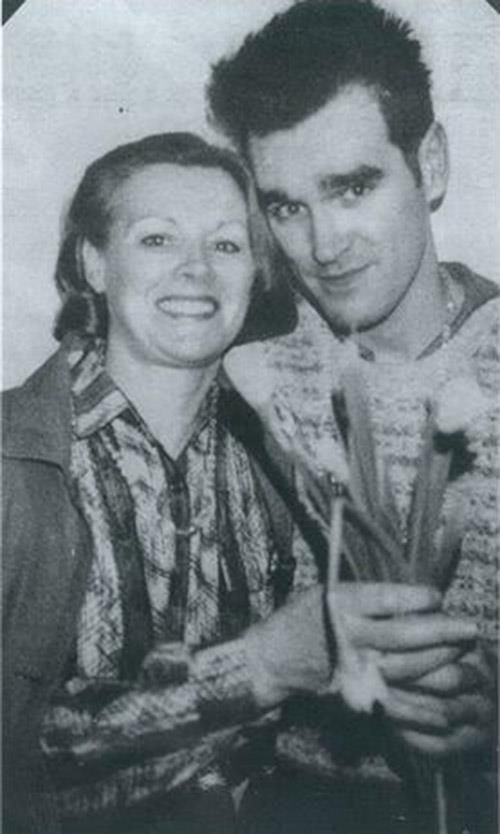 Image result for morrissey mum