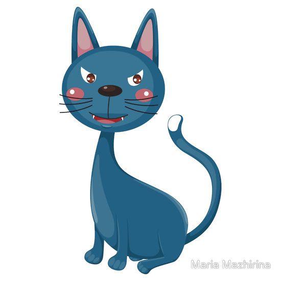 Cunning cute cat