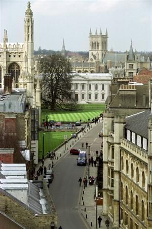 Cambridge University takes top spot in new league table