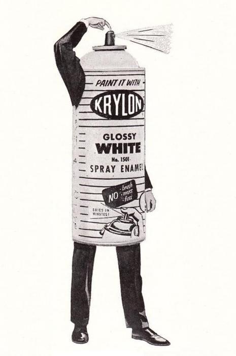El hombre KRYLON.