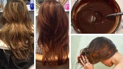 50+ Natural chocolate brown hair dye trends