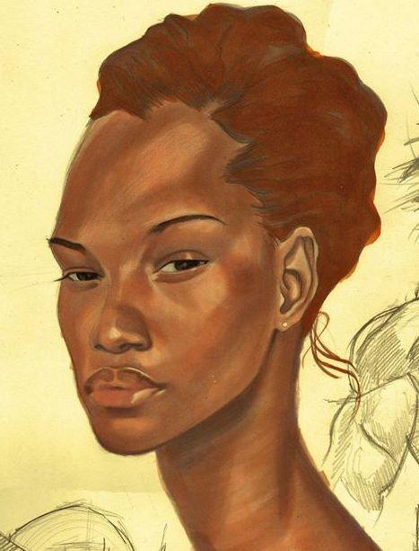 Black Women Art! — Artist: Ron Ackins