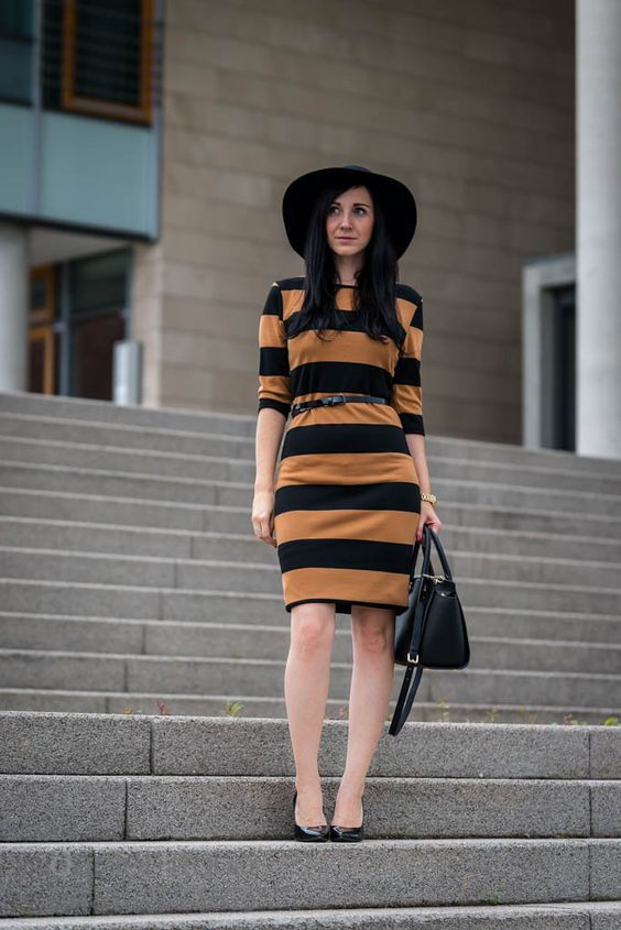 Dresscode of the day : der Herbst und seine Farben