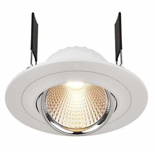 Saturn 10 Led Recessed Lighting Kit Deko Light Colour White Colour Temperature Of The Bulb 2 Recessed Lighting Recessed Lighting Kits Led Recessed Lighting