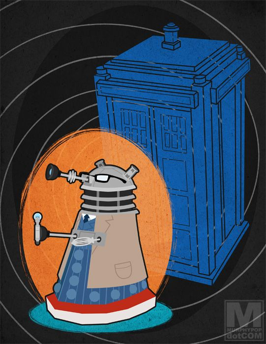 Tenth Doctor Dalek
