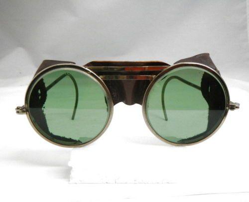 Vintage Eyeglass Frames Seattle : Vintage Safety Glasses galleryhip.com - The Hippest ...