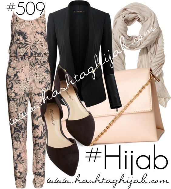 Hashtag Hijab Outfit #509