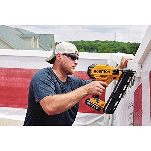 9 Types Of Nail Guns What Makes Each One Different Roofing Nailer Cool Roof Nailer