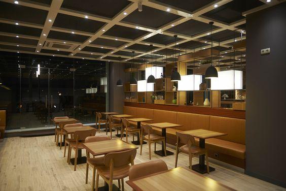 Mutfak 11 restaurant by Indeko Interiors & Design, Istanbul – Turkey » Retail Design Blog