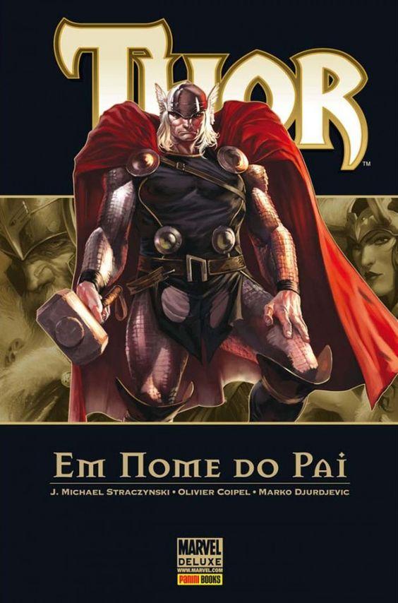 Thor - Em Nome do Pai - Marvel Deluxe - MonsterBrain