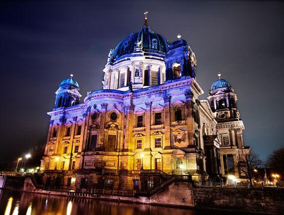 Berliner Dom light