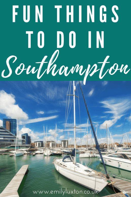 11 Fun Things To Do In Southampton Southampton England