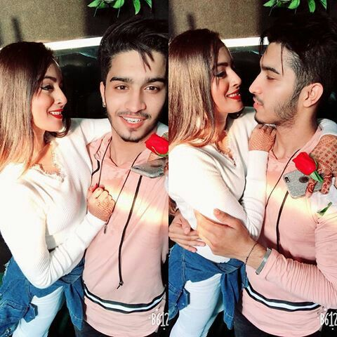 Mehh Favv Couple May Allah Bless Bothh And Always Stay Together And Ave A Hapie Lifee Ahead Luv Cute Couples Photos Photo Poses For Boy Cute Couple Pictures