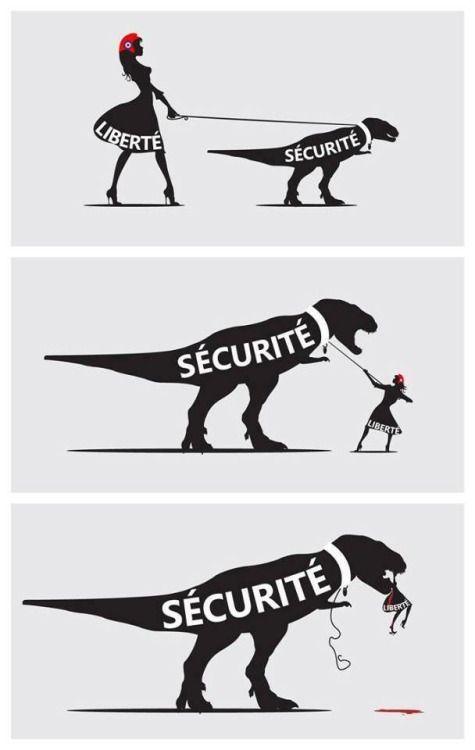 Liberté v. Sécurité