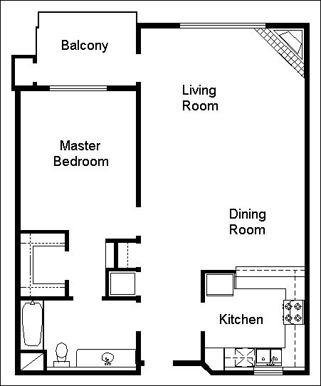 Master Bedroom Floor Plans Home improvement Pinterest Chambres