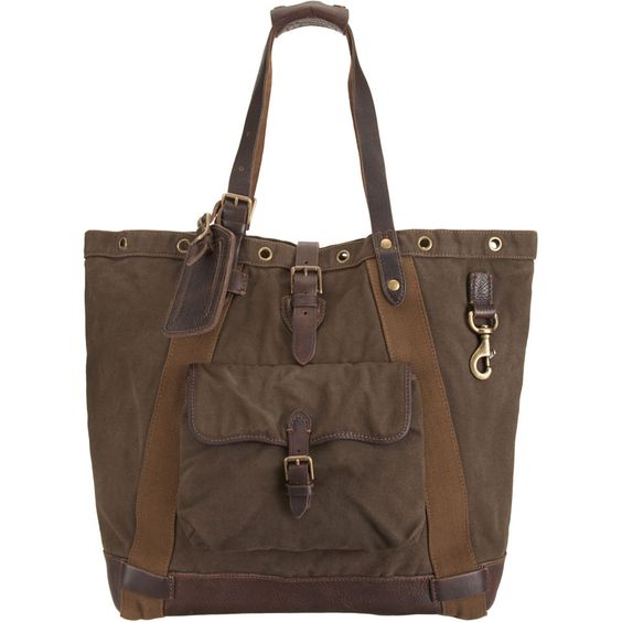 Ralph Lauren Loden Field Creek Tote 1 580x580