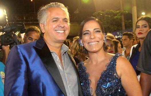 Glória Pires & Orlando Casados há 26 anos - 16 casais famosos para acreditar no amor