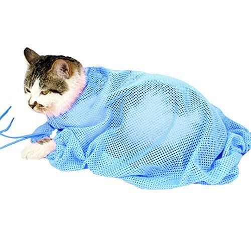 Cat Bathing Bag Kennedy Creative Thicker Multifunctional Cat