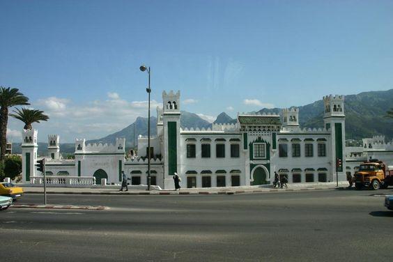 Tetuan Antigua estación de tren