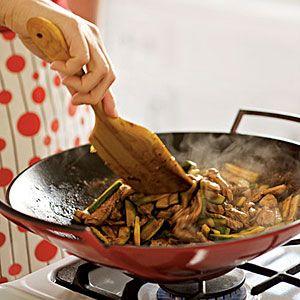 10 Healthy Stir-Fry Recipes Under 300 Calories  | MyRecipes.com