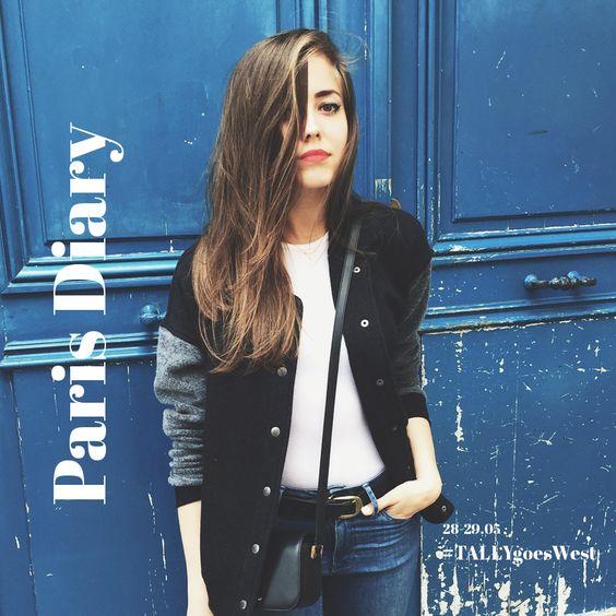 Jestem Kasia / Paris Diary via Instagram // #Fashion, #FashionBlog, #FashionBlogger, #Ootd, #OutfitOfTheDay, #Style