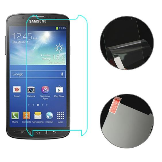 G, 9H Tempered Glass Screen Protector Film For Samsung Galaxy S4 Active i9295