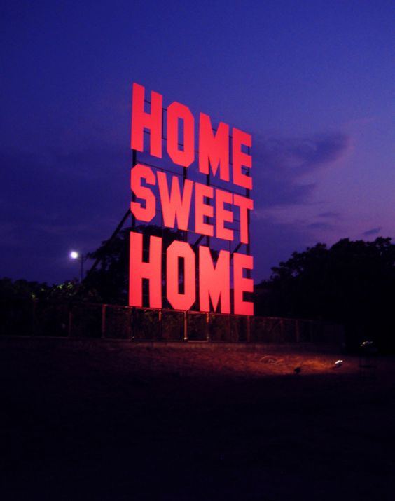 Home Sweet Home by Dimitris Polychroniadis